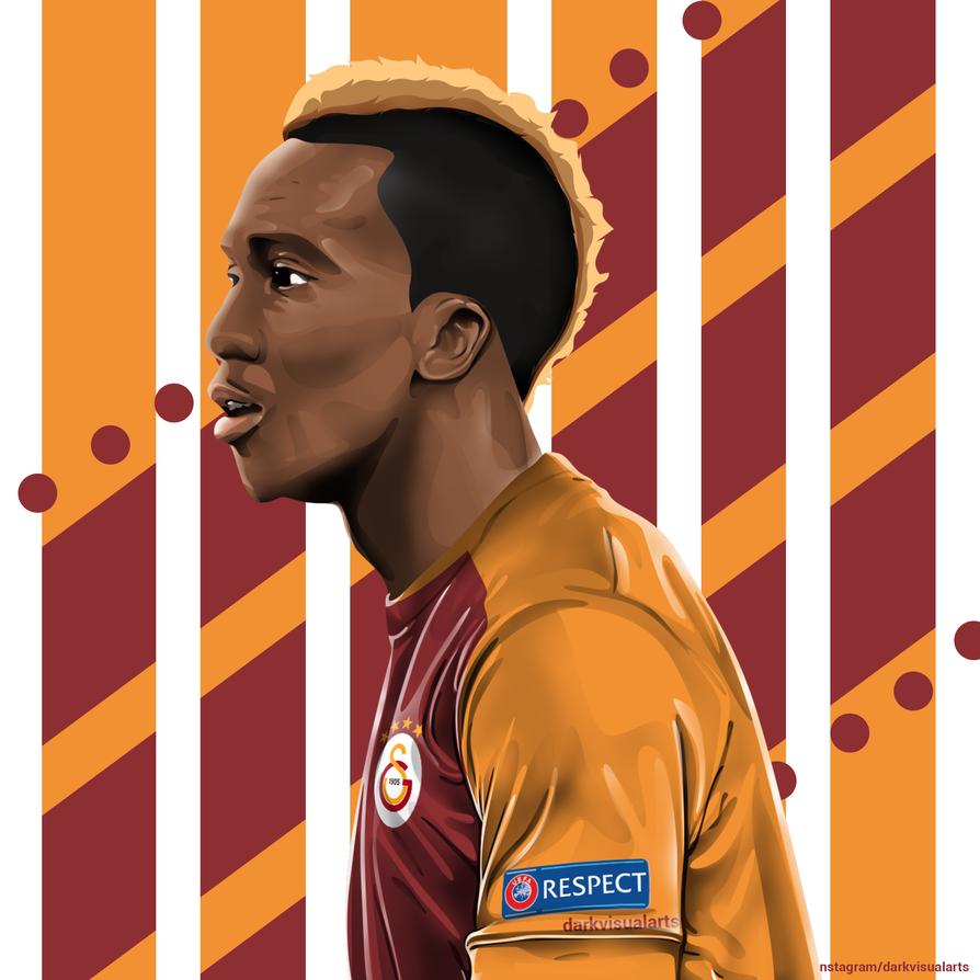 Henry Onyekuru Vexel by darkvisualarts17