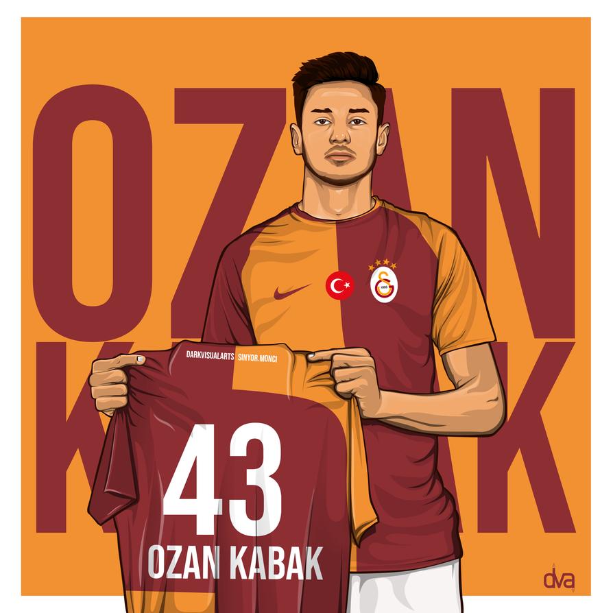 Ozan Kabak Vector by darkvisualarts17