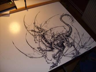 dragon desk