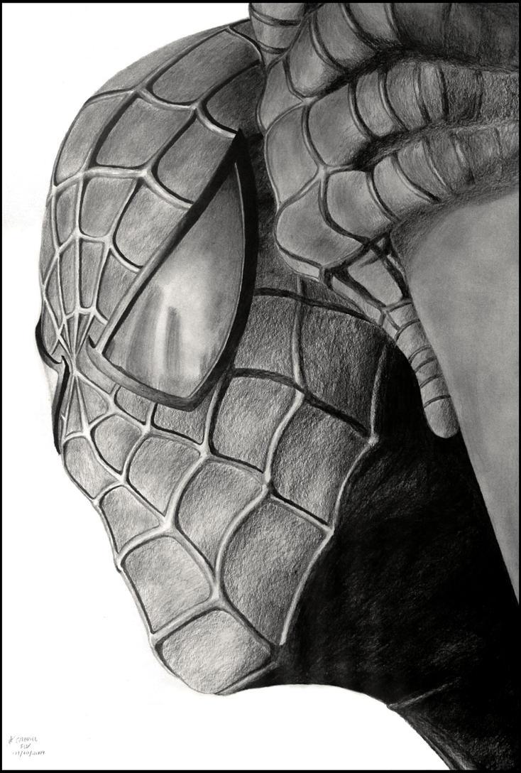 Spiderman by foxartsbrazil
