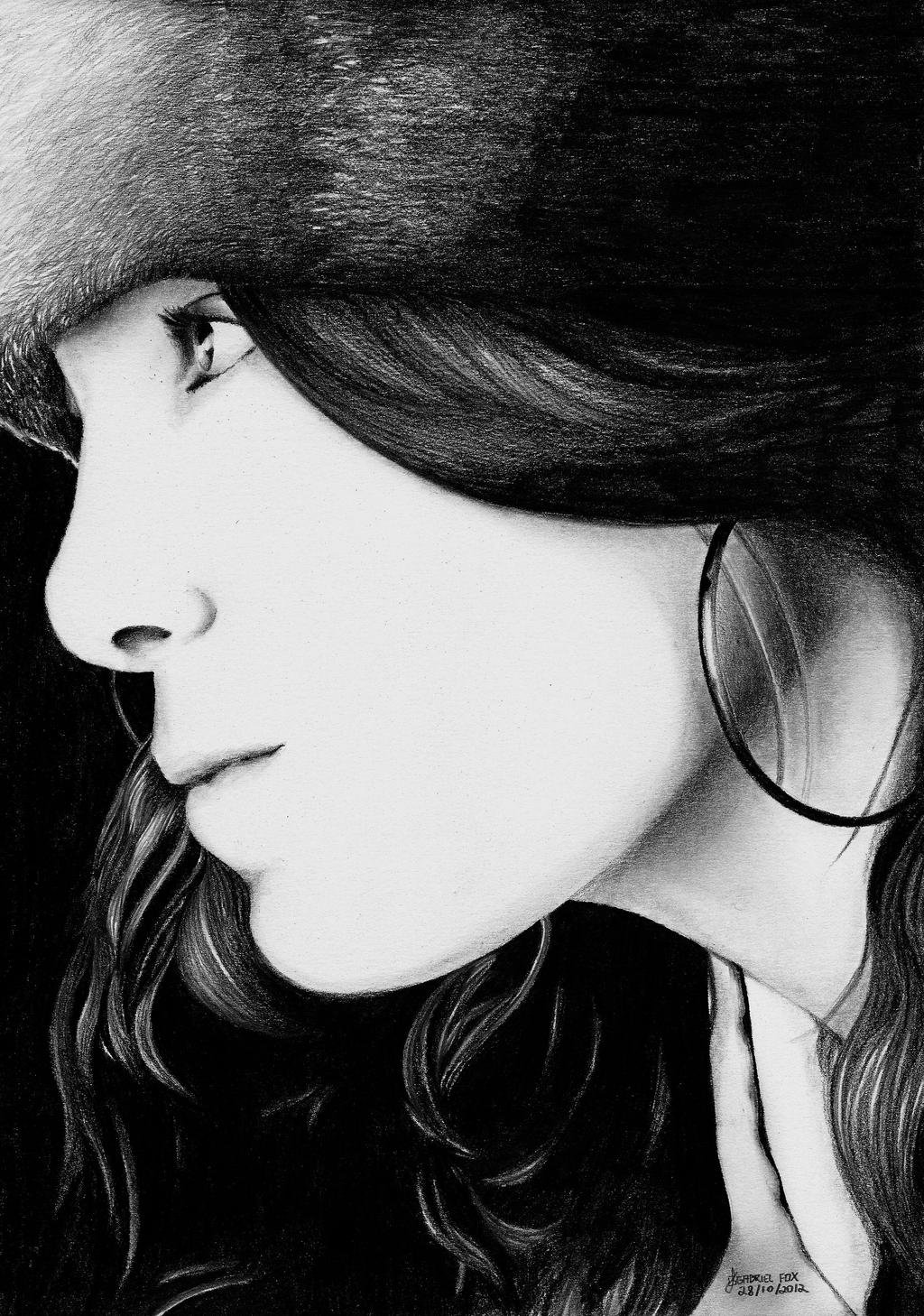 Maria Romeu by foxartsbrazil