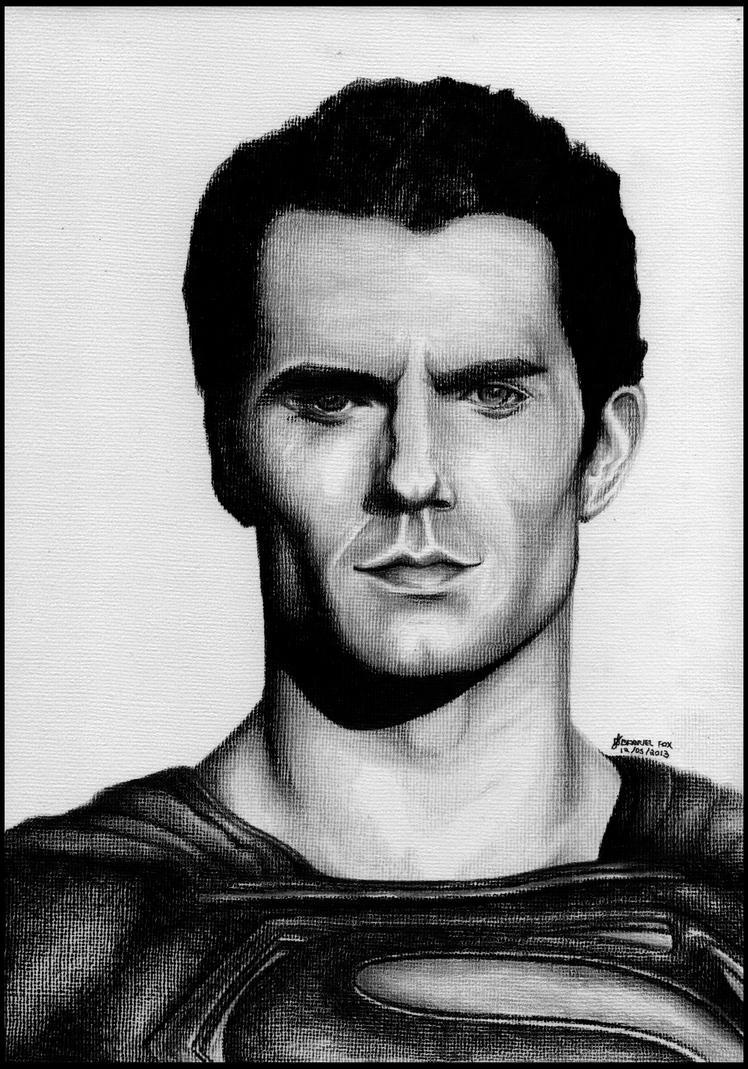 Man of Steel by foxartsbrazil