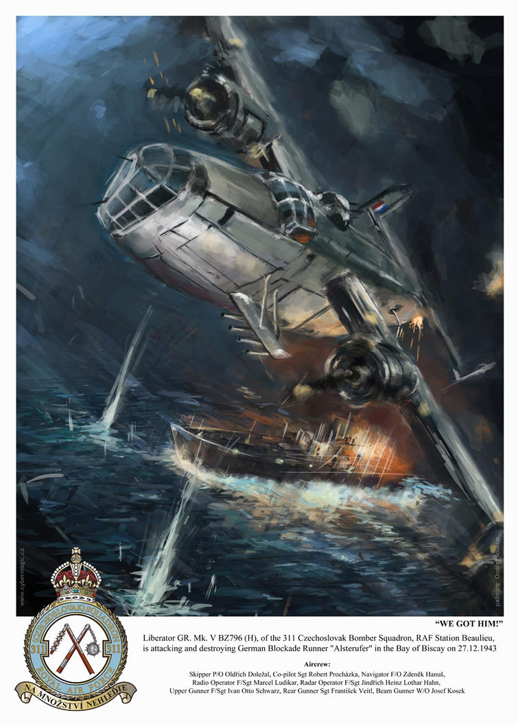world war 2:  Hunt for Alsterufer by VitoSs