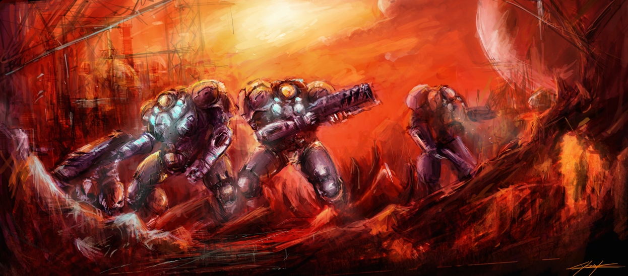Starcraft 2 beta direct from ftp er