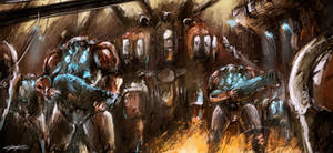 starcraft 2: this is terran by VitoSs
