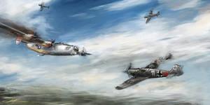 World War 2: ring of fire by VitoSs