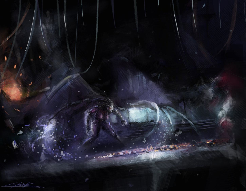 starcraft 2 : kerrigan rage by VitoSs
