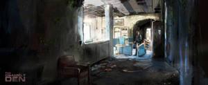 The last of us: corridor