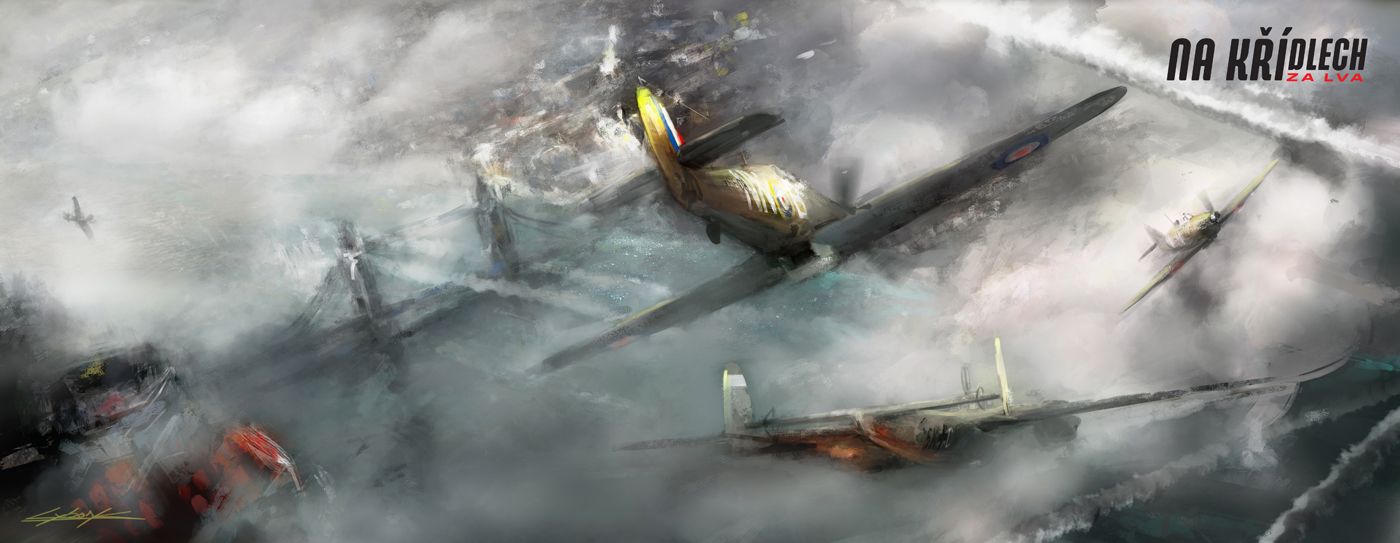 Battle of Britain by VitoSs