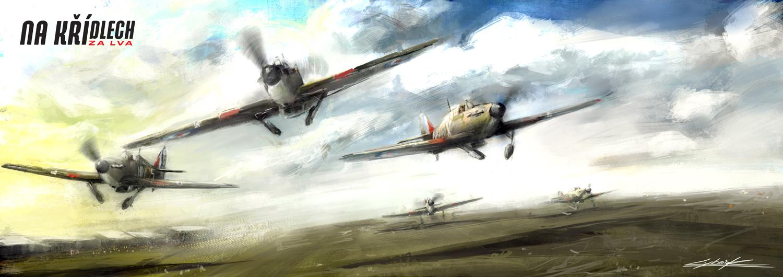 Battle of Britain scramble by VitoSs