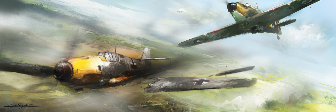 Battle of Britain Sgt. Bohumir Furst by VitoSs