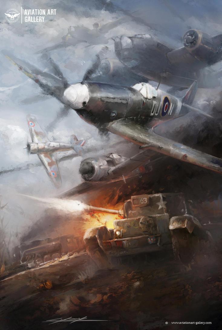 Czechoslovaks in WW2 by VitoSs