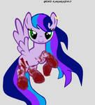 yoko kagagashi pony :3