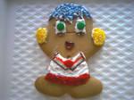 Gingerbread Schoolgirl