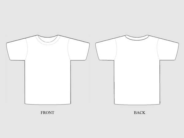 Customizable T-shirt Template by DV-n-tart