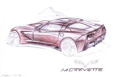 Morevette C7 Stingray