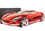 Ferrari 250 GTO by grote-design