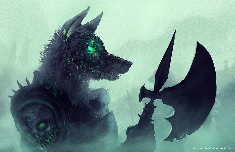 Patrol of the Mists v2 by Wolf-Daemon
