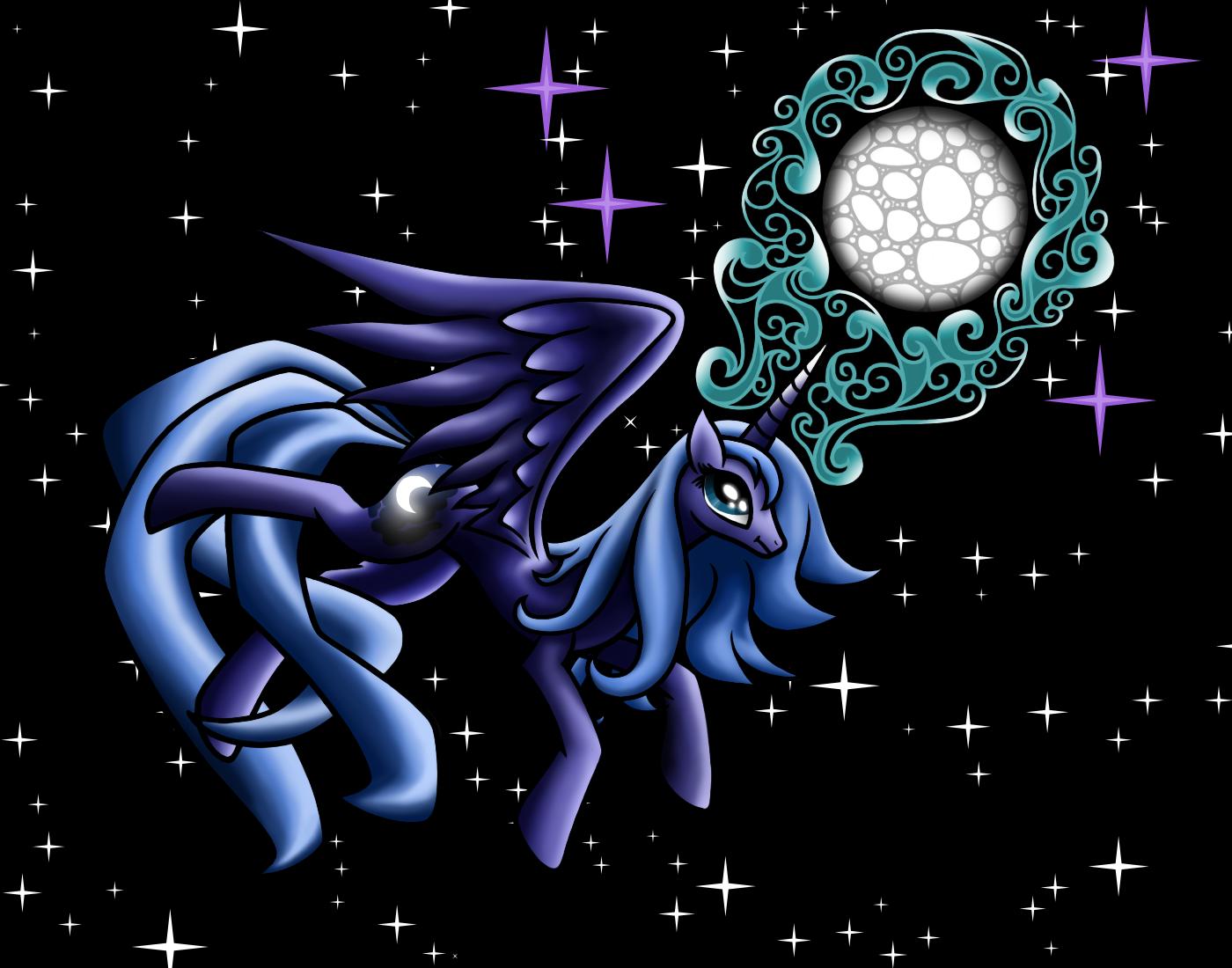 Good Evening Luna