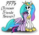 Princess Friends Forever