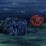 Night-fury hunting