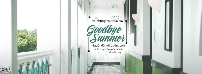 Goodbye Summer by minleemay