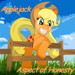 Applejack: Aspect of Honesty by Big-Mac-a-Brony