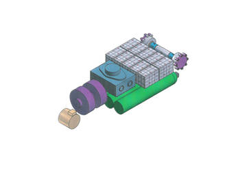 The REG Vehicle Power System by Ultraviolet-Oasis