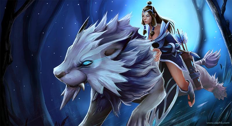 mirana build guide dota 2 mirana princess of the moon