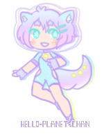 [ Space Cat ] by hello-planet-chan