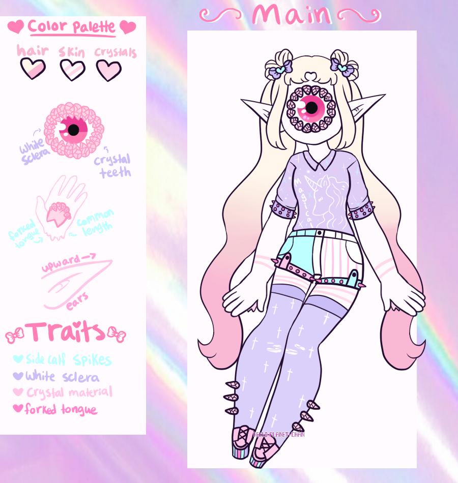 [Custom Xynthii] - OniichanAdopts by hello-planet-chan