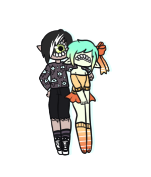 [ together ] by hello-planet-chan