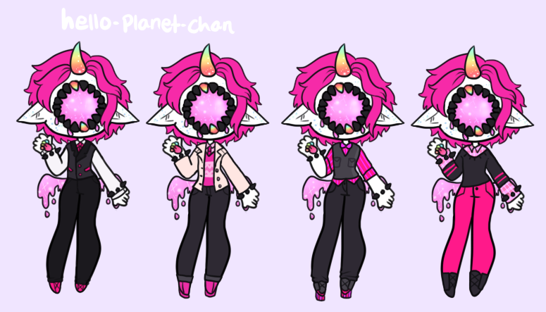 Outfit set - Percy by hello-planet-chan