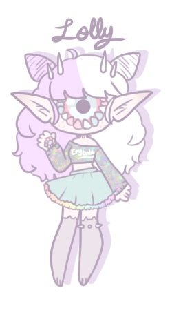 Lolly Chibi by hello-planet-chan