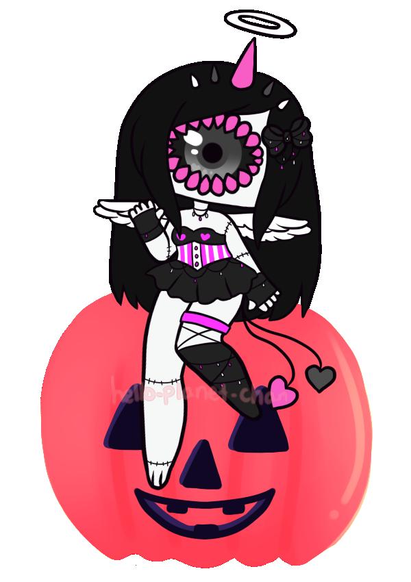 [Pumpkin] - BlackRavaen by hello-planet-chan
