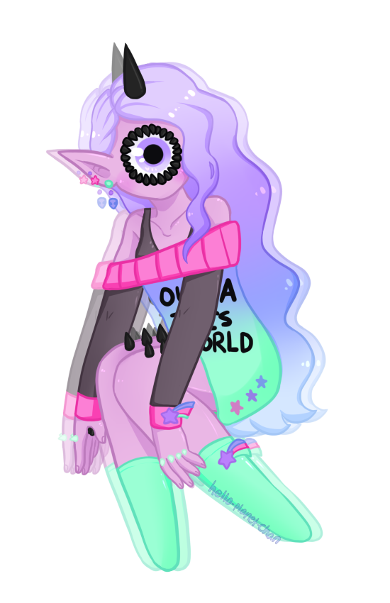 Out of this world by hello-planet-chan