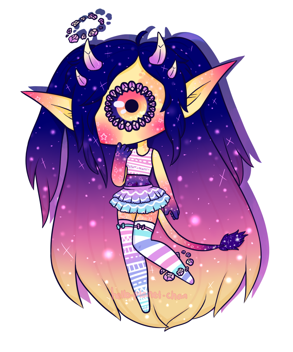 [ starry night ] by hello-planet-chan