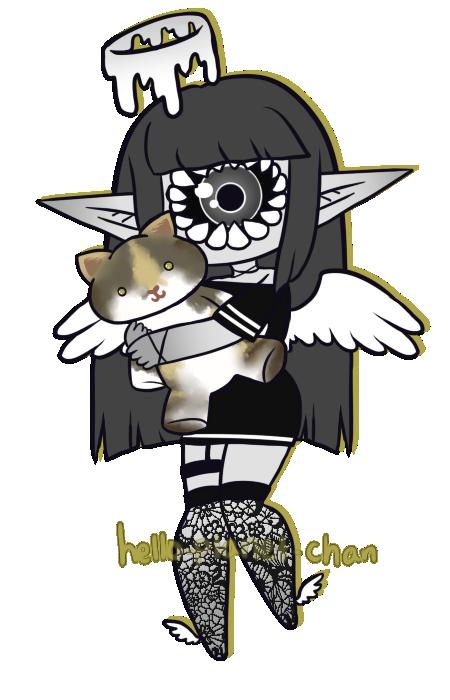 [plush] - Glitter-gore by hello-planet-chan