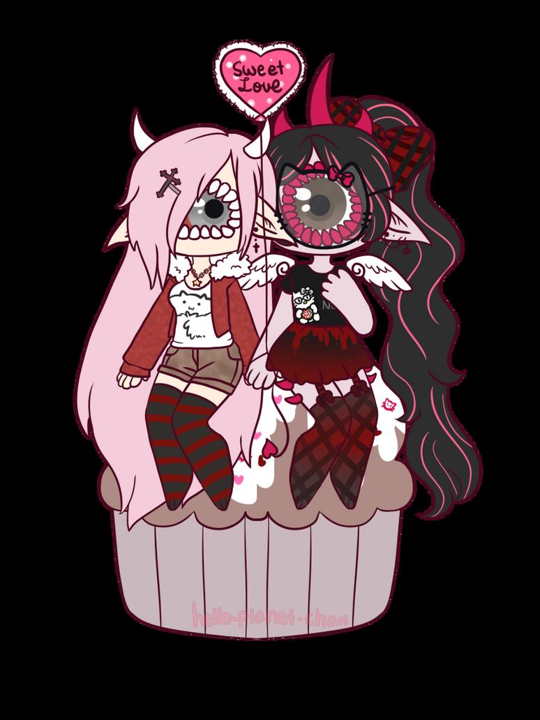 [cupcake] - Wishful-Krissy by hello-planet-chan