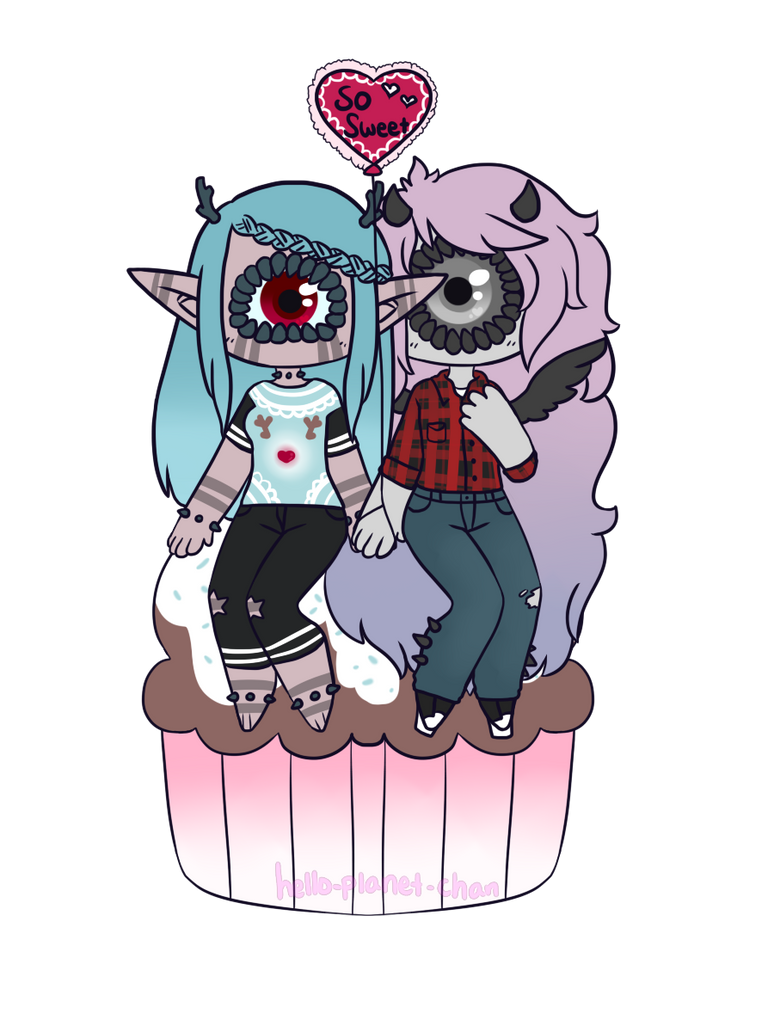 [cupcake] - KayzieRaichu by hello-planet-chan