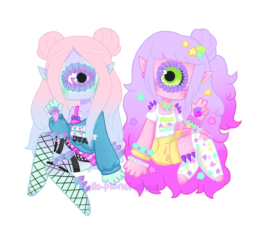 [ Pastel Xynthiis ] by hello-planet-chan