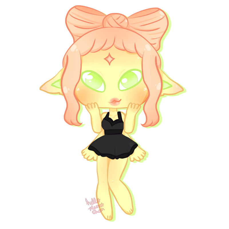 [chibi] - Fawntastic1997 [1/3] by hello-planet-chan