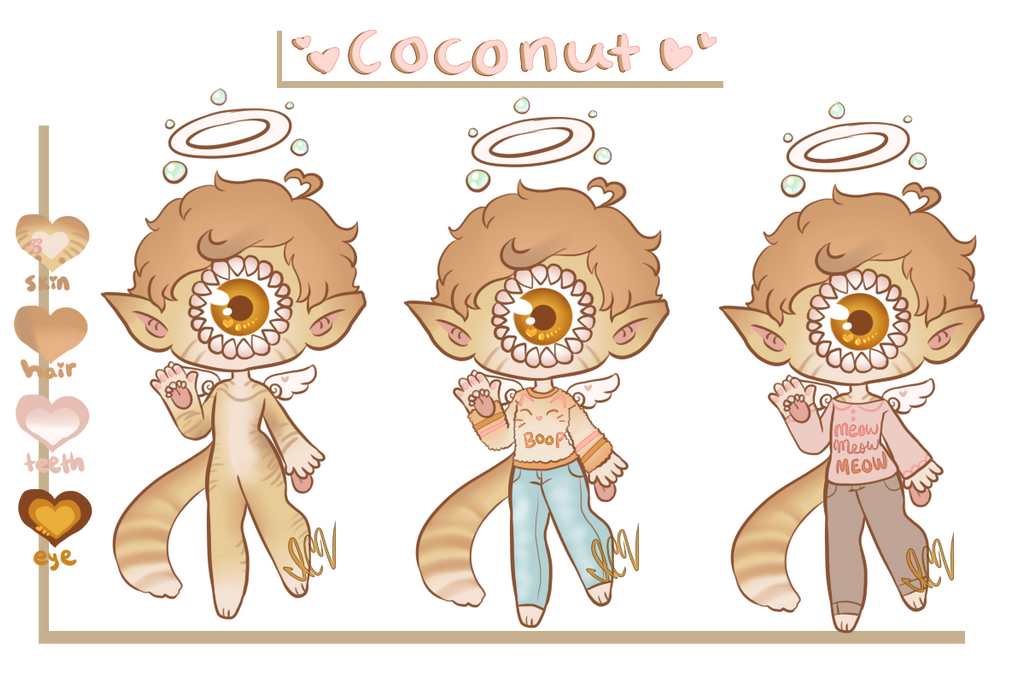[ Coconut ] by hello-planet-chan