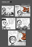CHICKEN FEE.T. page one