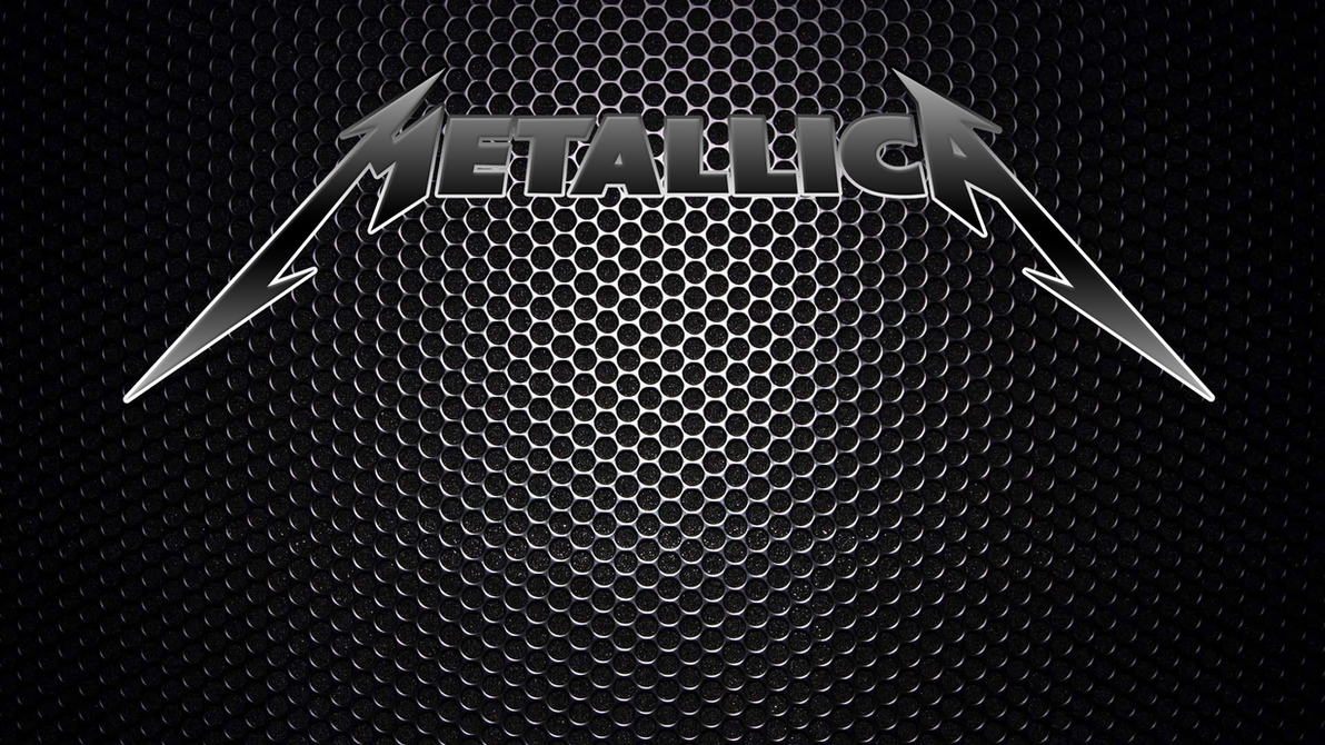 Metallica Black Grid Wallpaper By Emfotografia