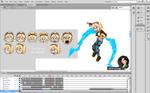 Ezreal Ultimate Animation W.I.P