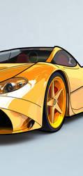 Ferrari... by LoneWolf2