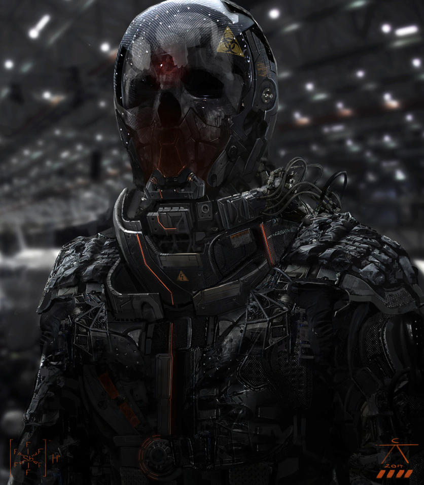 Apocalyptic Soldier Pics: Chimera Infantry By HSbF6 On DeviantArt