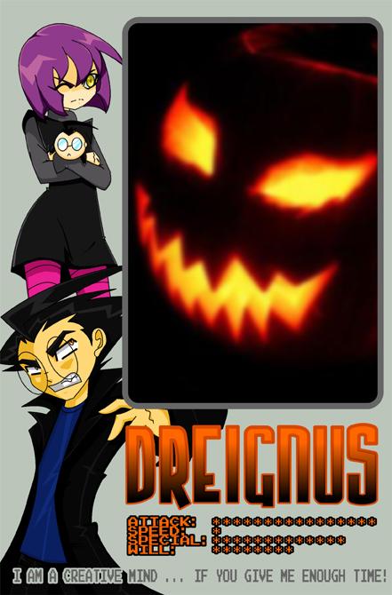 DREIGNUS's Profile Picture