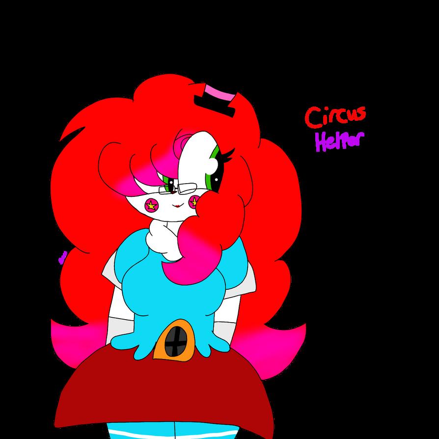 Circus Helper aka Helpy Baby 2.0 by CircusPaparazzi5678